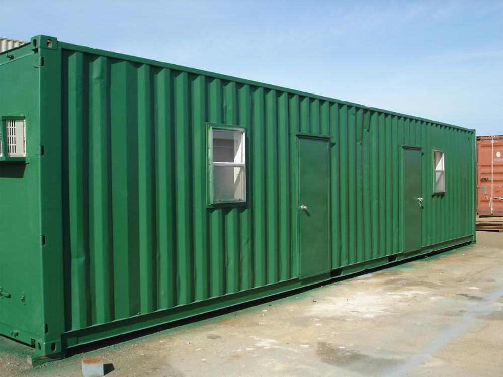 Deer Camp Shelter Storage : Storage containers hunting camps fireworks stands